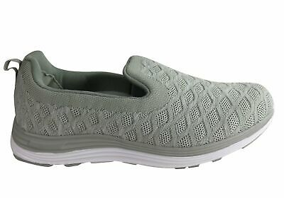 Scholl Orthaheel Circuit Womens Supportive Comfortable Casual Shoes - SSA