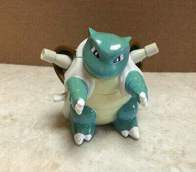 McDonald's 2005 Pokemon Blastoise toy