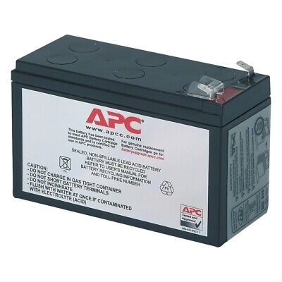 2 PACK Compatible With APC BK400B AB1270 12V 7AH APC Replacement Cartridge #2