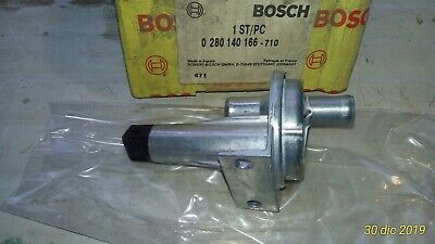 BOSCH 0280140166 ALFA 75 TURBO valvola aria supplementare NUOVA