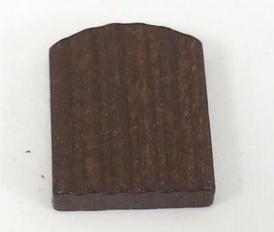 Cuckoo Clock Door Cuckoo Door Dark finish Door 25mm by 20mm Clock Part Spares