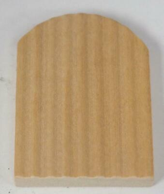 Cuckoo Clock Door Cuckoo Door Unfinished Door 42mm by 30mm Clock Part Spares
