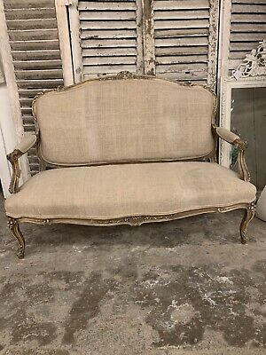 Stunning French Antique Chaise