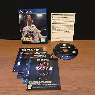 FIFA 18 - Standard Edition (Sony PlayStation 4 PS4)