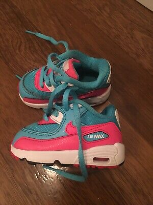 BABY GIRLS NIKE Air Max Infant 3.5 EUR 19,99 | PicClick FR