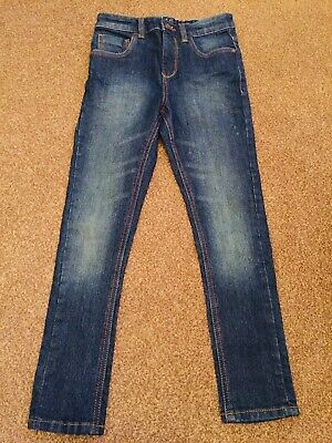 Boys NEXT Super Skinny Jeans Age 9