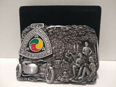 American Motorcyclist Association (AMA) Gypsy Tour Belt Buckle, 2191 of 3000