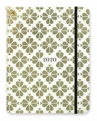 Kate Spade New York 12 Month Large Hardcover Annual Planner, January 2020 – De