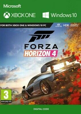Forza Horizon 4 Xbox One/PC RRP 50