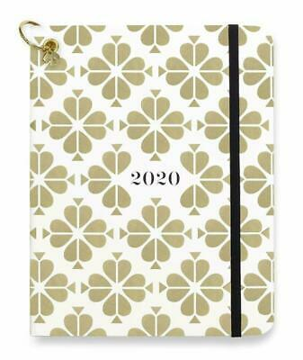 Kate Spade New York 12 Month Medium Hardcover 2020 Annual Planner With Daily, We