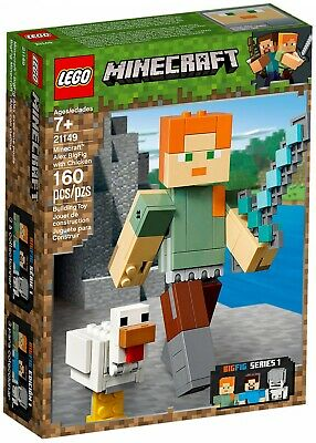 LEGO 21149 Minecraft™-BigFig Alex