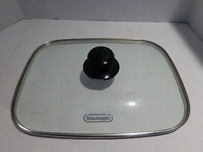DeLonghi Glass Replacement Lid for Large  Electric Skillet