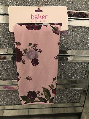 Ted Baker Baby Girls J Rose Floral Blanket With Board BRAND NEW