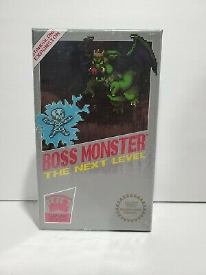 Brotherwise Games Boss Monster 2 The Next Level Card Game Stand Alone Expansion