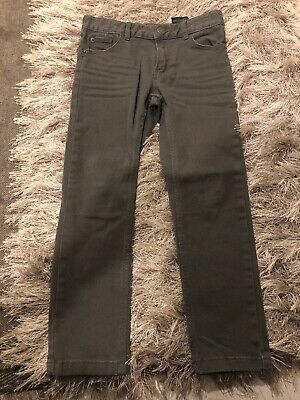 Boys Grey Skinny Jeans From H&M Age 5-6 Years