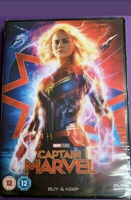 Captain Marvel Dvd watched once