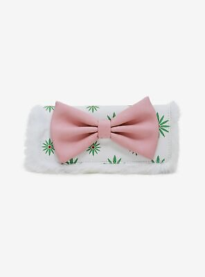 Disney Haunted Mansion Tightrope Walker Wallet Loungefly Trifold Pink Bow Wallpa