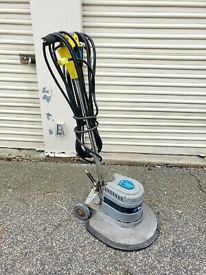 "Tornado 20"" 1.5 HP Floor Buffer Scrubber Polisher 120 volts, 175 RPM"
