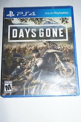 Days Gone (Sony Playstation 4 ps4) NEW Factory Sealed