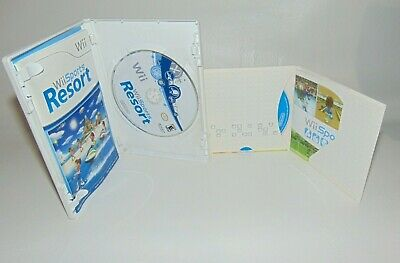 Nintendo Wii Game Bundle Wii Sports And Wii Sports Resort COMPLETE