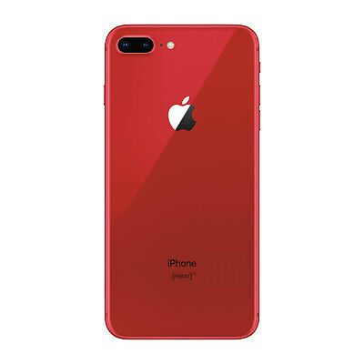 Apple iPhone 8 Plus (PRODUCT)RED Factory Unlocked 4G LTE iOS Smartphone