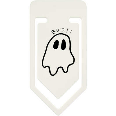 'Scary Ghost' Plastic Paper Clip (CC003095)