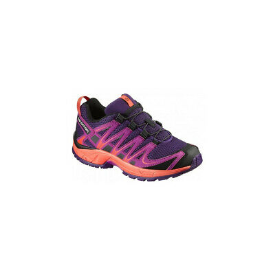 Chaussures Salomon Jr Xa Pro 3d J Cosmic Purple