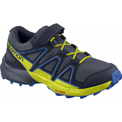 Chaussures Salomon Speedcross Bungee K Ombre Blue