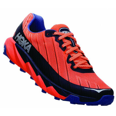Chaussures Trail Hoka One One W Torrent Love Potion / Blue