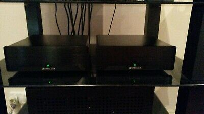 Ghentaudio GA-M500P Monoblock Power Amplifiers