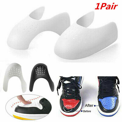 Anti Crease Sneaker Shield Protects & Prevent Front Creases Shoes Toe Protectors