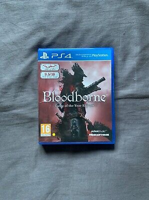 Bloodborne Game of the Year Edition for PlayStation 4