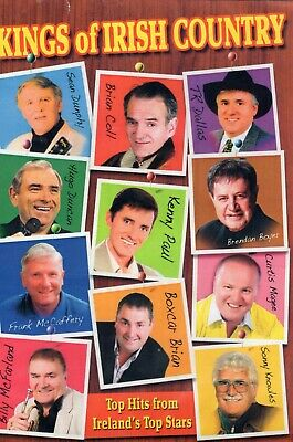 Kings Of Irish Country - Top Hits from Ireland's Top Stars DVD