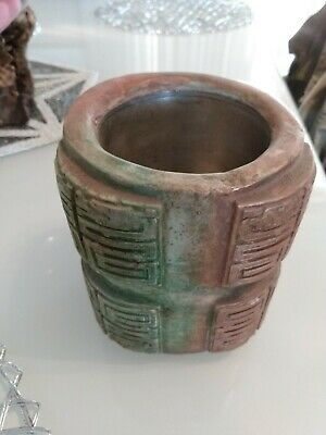 Antique Chinese Han Dynasty Pottery Vase