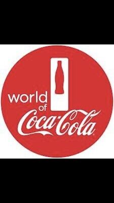 World Of Coca Cola General Admission Tickets