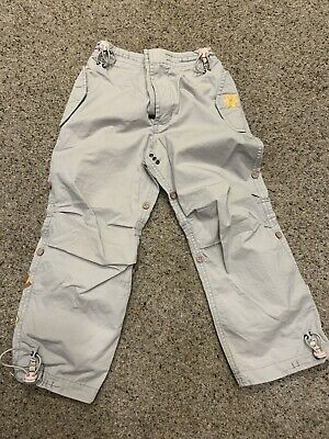 Boys Beige Maharishi Pants Age 4 Years