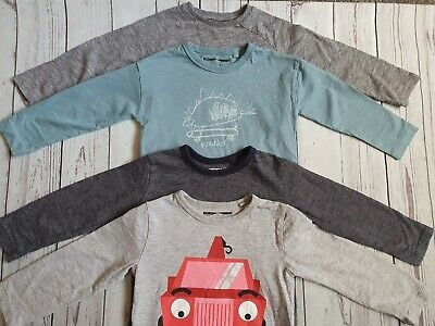 Boys Next Long Sleeved Tops Age 2-3 Years 🚗