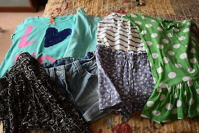 Next Girls Summer Clothes Bundle size 2-3 Years