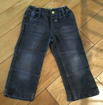 Boys Grey Jeans Size 2-3 Years