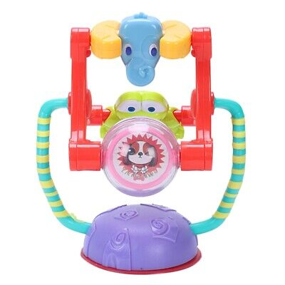 Baby Activity Toy Animal Ferris Wheel Rattle Toy Intelligence Development P A4E3