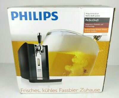 NEW Philips HD 3620/25 Perfect Draft Beer Dispenser Tap