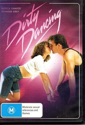Dirty Dancing - DVD - Patrick Swayze, Jennifer Grey