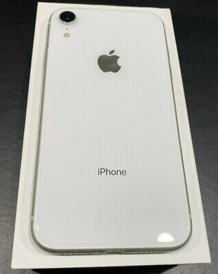 Apple iPhone XR - 128GB - White (Unlocked) A2105 (GSM) (AU Stock)