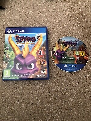 spyro reignited trilogy playstation 4, PS4 Game