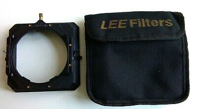 Lee Filters Standard Lens Hood for 100mm Filters with case, immaculate.