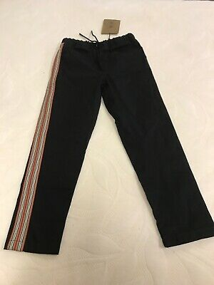 Childs Burberry Pull On Trousers / Bottoms Age 10 New
