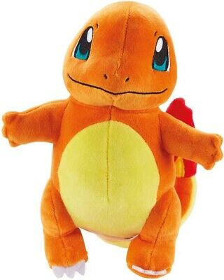 Pokemon peluche CHARMANDER 20cm ORIGINALE Pokemon