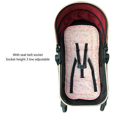 Baby Diaper Pad Pure Cotton Stroller Cushion Car Buggy Pram Seats Car Mattress