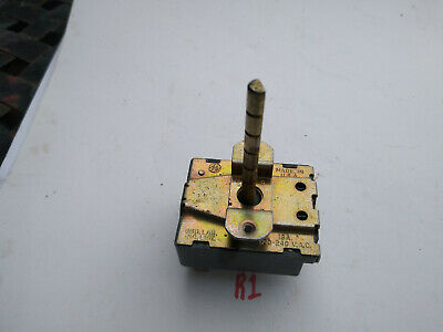 Mars Four Position Rotary Switch 48040