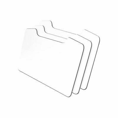 Couture Creations - Magnetic Storage Refill Sheet (3pc) Blue Tab